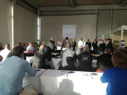 Szkolenie w fabryce Auto Gyro w Hildesheim